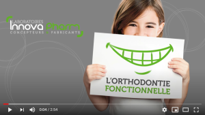 Laboratoires Innova Pharm - Orthodontie fonctionnelle